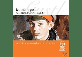 Arthur Schnitzler - Leutnant Gustl  - (CD)