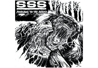 Sss - Problems To The Answer - (CD)