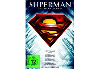 Superman 1 - 5 [DVD]