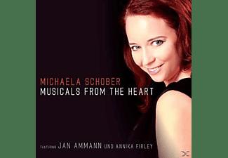 Michaela Schober - Musicals from the heart  - (CD)