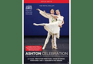 Royal Ballet London, Orchestra Of The Royal Opera House - Ashton Celebration  - (DVD)