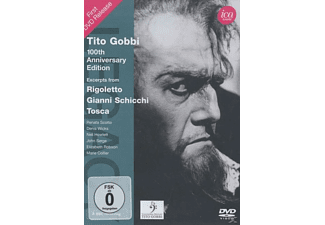 Tito Gobbi - Tito Gobbi - 100th Anniversary Edition  - (DVD)