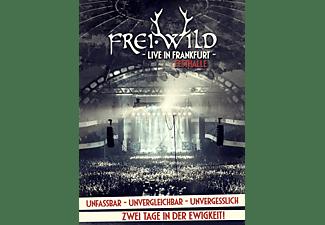 Frei.Wild - Live in Frankfurt  - (CD)