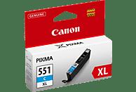 CANON CLI 551XL C Tintenpatrone Cyan (6444B001)
