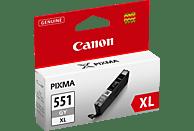 CANON CLI 551XL GY Tintenpatrone Grau (6447B001)