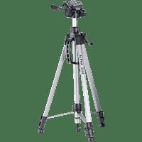 CULLMANN 52125 Alpha 2500 Dreibein Stativ, Silber, Höhe offen bis 1650 mm