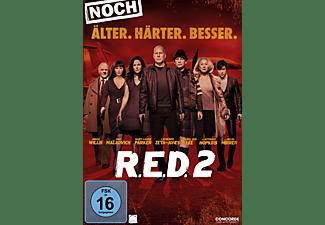 R.E.D. 2 - Noch Älter. Härter. Besser [DVD]