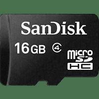 SANDISK Micro-SDHC  16 GB