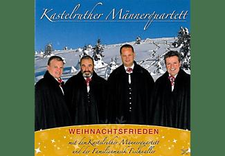 Kastelruther Männerquartett, Familienmusik Fischnaller - Weihnachtsfrieden  - (CD)