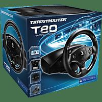 THRUSTMASTER T80 RS (inkl. 2-Pedalset, PS4 / PS3), Lenkrad, Schwarz