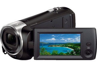 SONY HDR-CX240E Zeiss Camcorder Full HD, Exmor R CMOS 2,1 Megapixel, 27xopt. Zoom