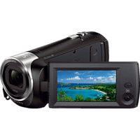 SONY HDR-CX240E Zeiss Camcorder Full HD, Exmor R CMOS  2,1 Megapixel, 27x opt. Zoom, 27x