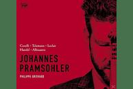 Johannes Pramsohler, Philippe Grisvard - Violinsonaten [CD]