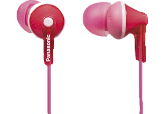 PANASONIC RP-HJE125E-P - Écouteur (In-ear, Rose)
