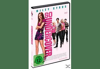 So Undercover DVD