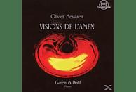 Klavierduo Gareis - Visions de l'Amen [CD]