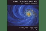 Marcus Sterk, Matthew Sadler - Helden-Musik [CD]