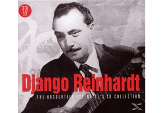 Django Reinhardt - The Absolutely Essential 3CD Collection  - (CD)