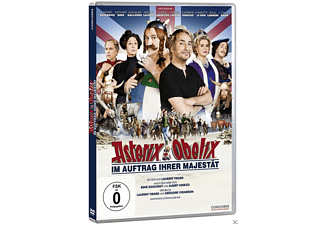 Asterix + Obelix   Im Auftrag Ihrer Majestät DVD