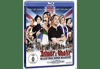 Asterix & Obelix: Im Auftrag Ihrer Majestät Blu-ray