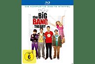 The Big Bang Theory - Staffel 2 [Blu-ray]