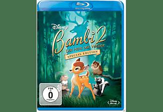 Bambi 2 - Der Herr der Wälder (SE) Blu-ray