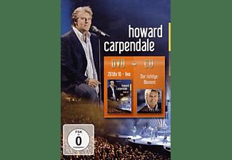 Howard Carpendale - 20 Uhr 10 - Live / Der Richtige Moment  - (DVD + CD)