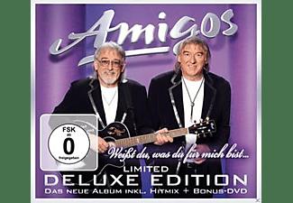 Die Amigos - Weißt Du, Was Du Für Mich Bist  - (CD + DVD Video)