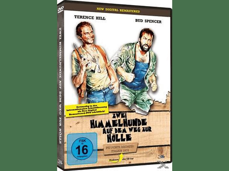 Zwei Himmelhunde auf dem Weg zur Hölle (New Digital Remastered) [DVD]