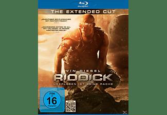 Riddick - Extended Cut [Blu-ray]