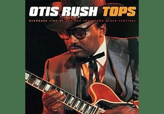 Otis Rush - TOPS - LIVE AT THE SAN FRANCISCO BLUE  - (Vinyl)