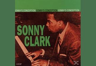 Sonny Clark - Sonny's Conception  - (CD)