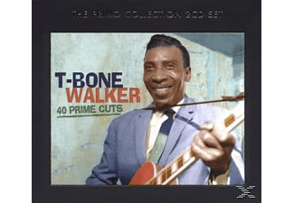 T-Bone Walker - 40 Prime Cuts  - (CD)