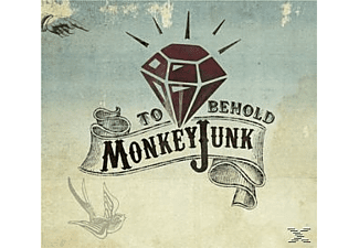 Monkeyjunk - To Behold  - (CD)