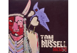 Tom Russell - Mesabi  - (CD)