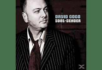 David Gogo - Soul-Bender  - (CD)