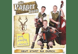 Die Pagger Buam - Heut Start Ma Durch  - (CD)