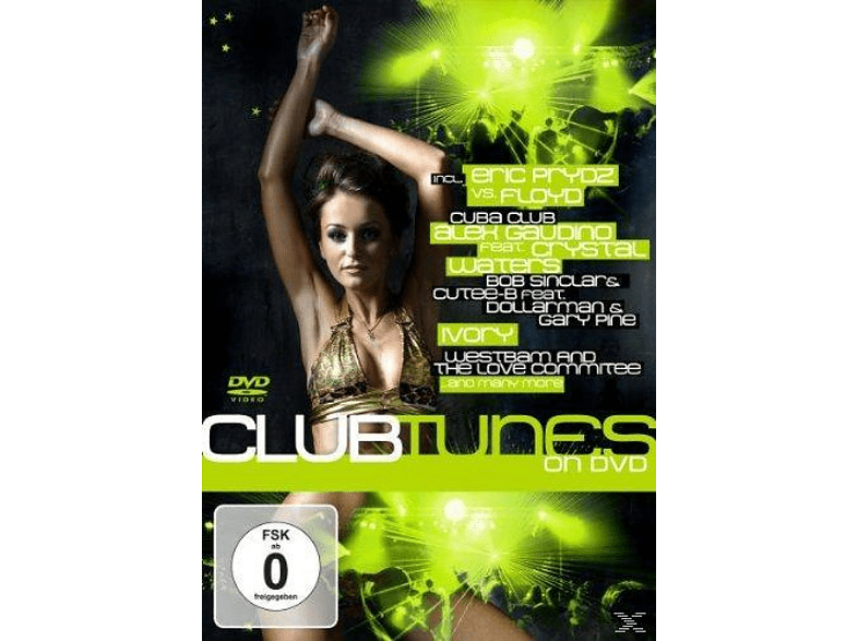VARIOUS - Clubtunes On Dvd [DVD]