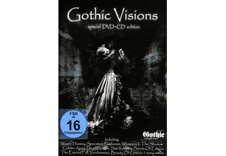 VARIOUS - Gothic Visions  - (DVD)