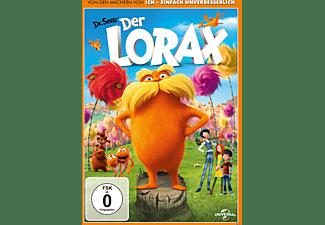 Der Lorax DVD