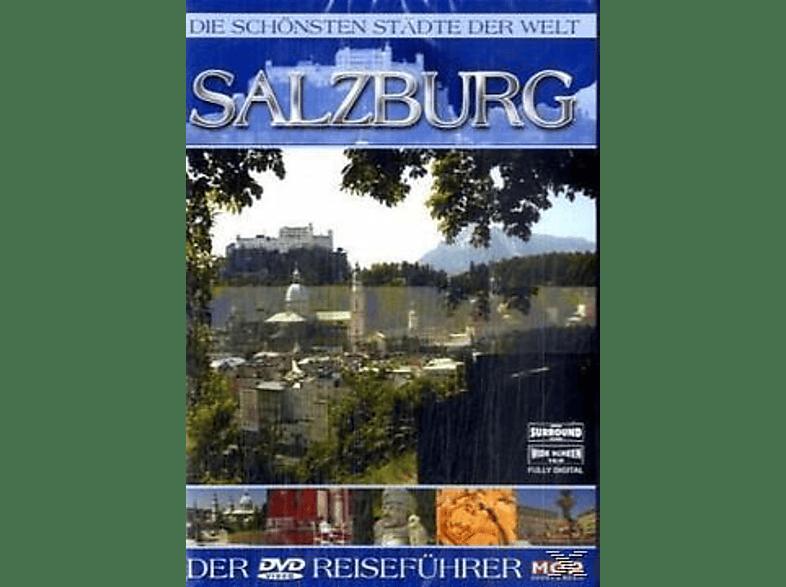 Die schönsten Städte der Welt - Salzburg [DVD]