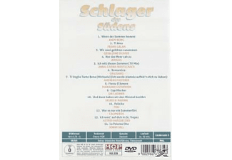VARIOUS - Schlager Des Südens  - (DVD)