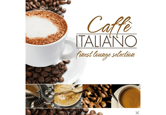 VARIOUS - Caffè Italiano - Finest Lounge  - (CD)