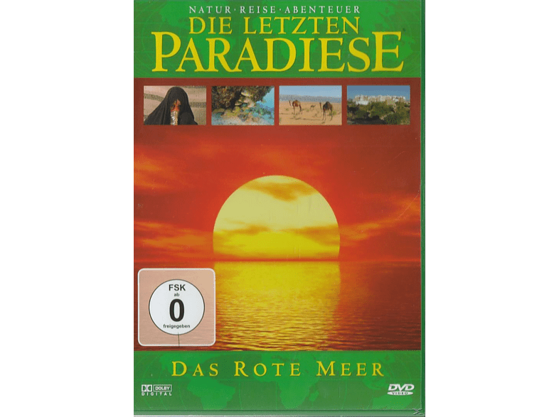 DAS ROTE MEER [DVD]