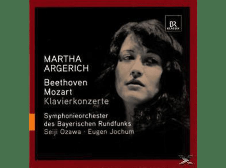 Martha Argerich, Symphonieorchester Des Bayerischen Rundfunks - Klavierkonzert 1/Kl.-Konzert 18 [CD]