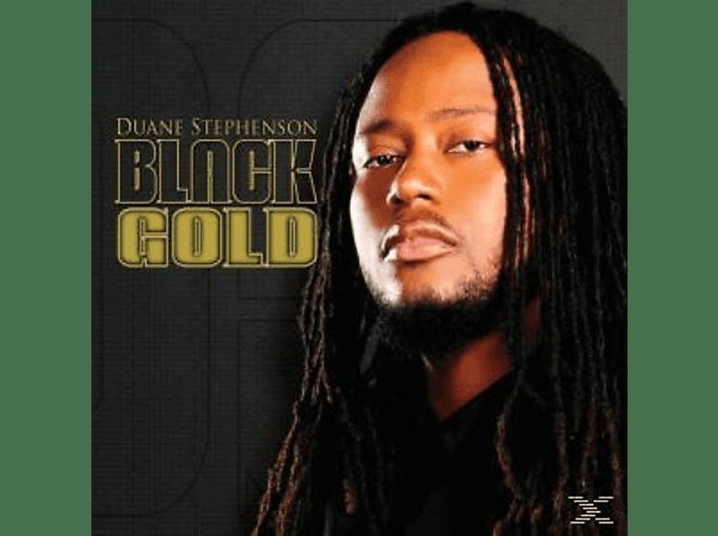 Duane Stephenson - Black Gold [CD]