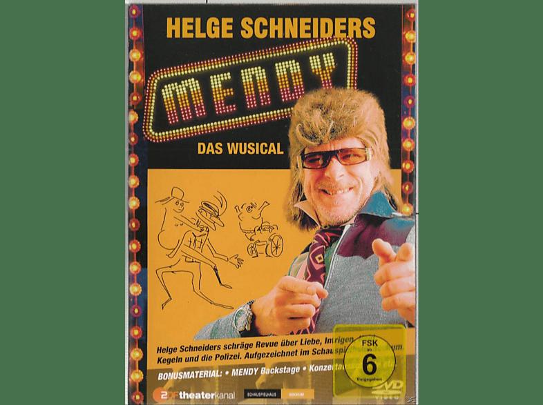 - Mendy: Das Wusical [DVD]