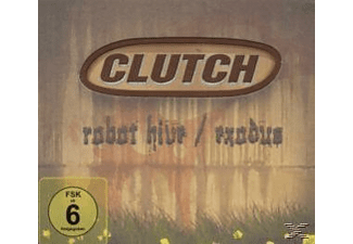 Clutch - Robot Hive/Exodus (Re-Release Incl.Bonus Dvd) - (CD + DVD Video)