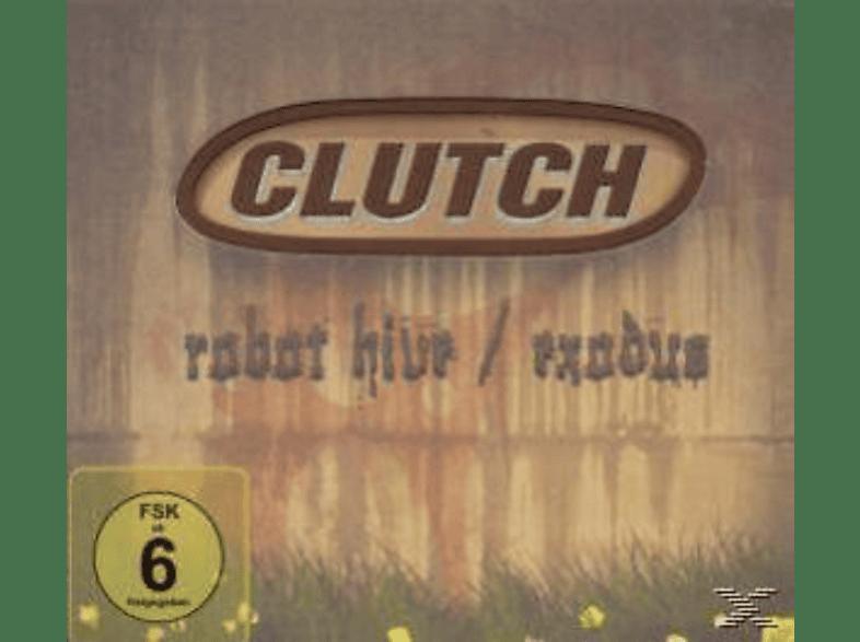 Clutch - Robot Hive/Exodus (Re-Release Incl.Bonus Dvd) [CD + DVD Video]