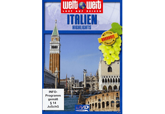 Italien Highlights DVD